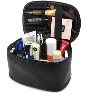 Handbags - Cosmetic travel bag makeup organizer